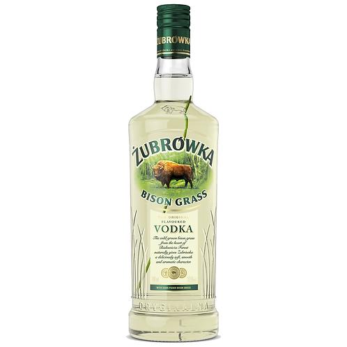 Zubrowka Bison Grass Vodka 700mL 40%
