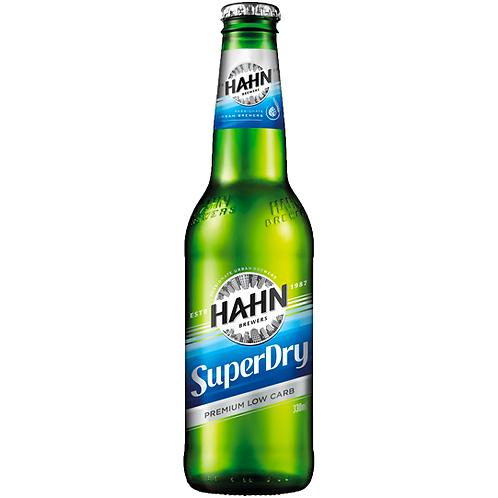 Hahn SuperDry Bottles 24x330mL 4.6%