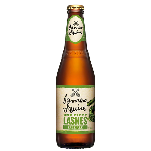 James Squire One Fifty Lashes Pale Ale Bottles 345mL 4.2%