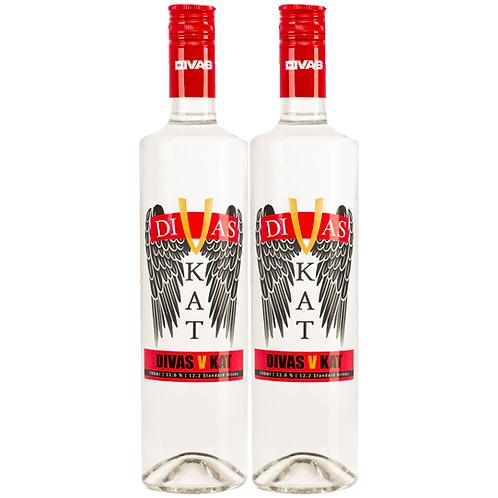 Divas Vkat Original Liqueur 2x700mL 22%