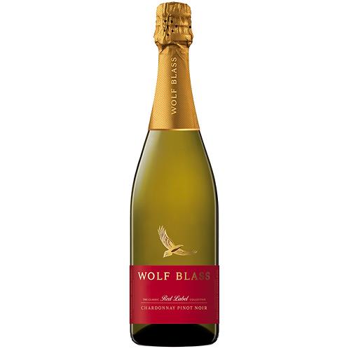 Wolf Blass Red Label Chardonnay Pinot Noir Premium Cuvée 750mL 11%