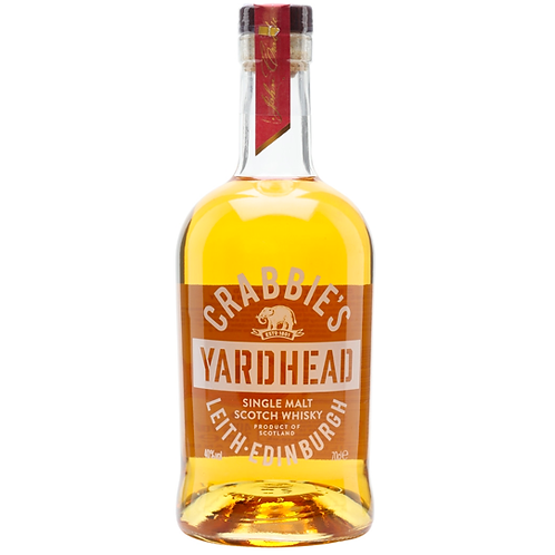 Crabbies Single Malt Whisky 700mL 40%
