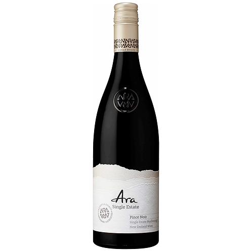 Ara Single Estate Pinot Noir 750mL 13%