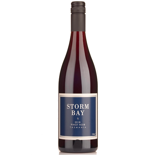 Storm Bay 2018 Pinot Noir 750mL 14%
