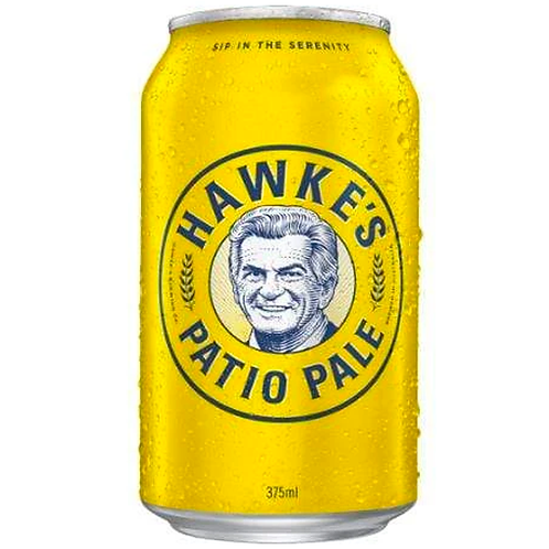 Hawke's Patio Pale Cans 24x375mL 4.5%
