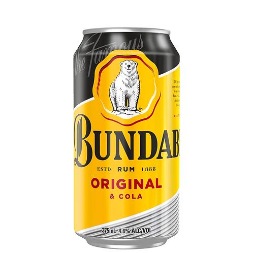 Bundaberg UP Rum & Cola Cans 6x375mL 4.6%
