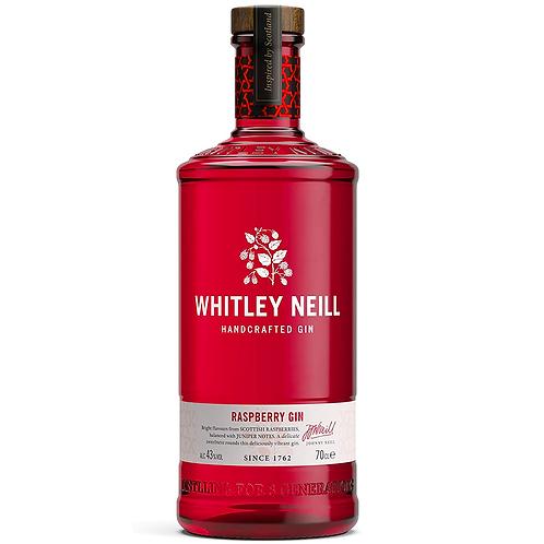 Whitley Neill Raspberry Gin 700mL 43%