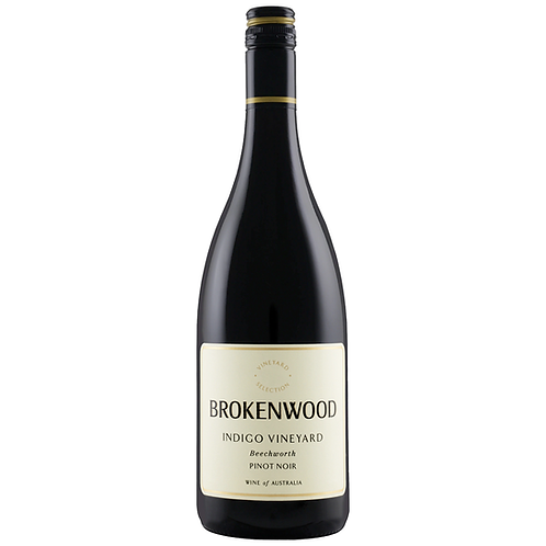 Brokenwood Indigo Vineyard Pinot Noir 750mL 13.5%
