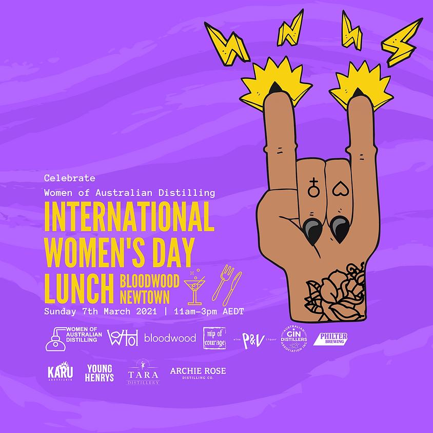International Women's Day Lunch 2021 | Bloodwood NSW
