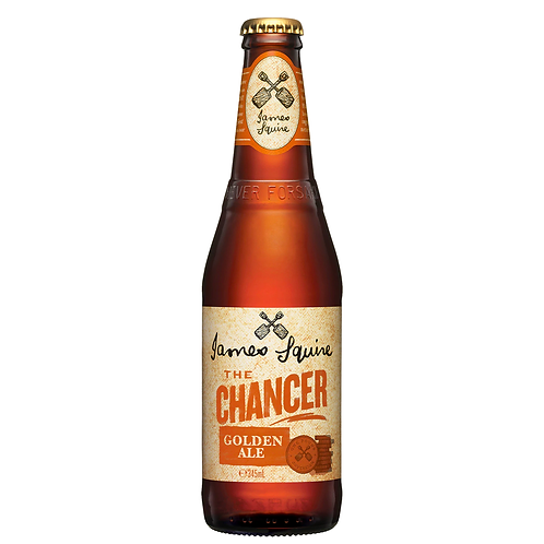 James Squire The Chancer Golden Ale Bottles 345mL 4.5%