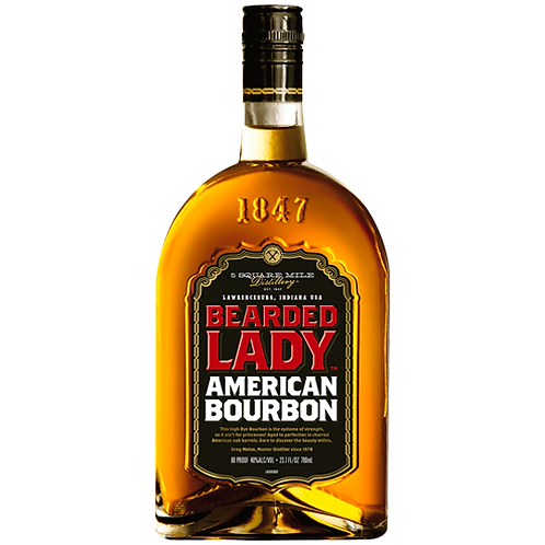 Bearded Lady American Bourbon 700mL 37%