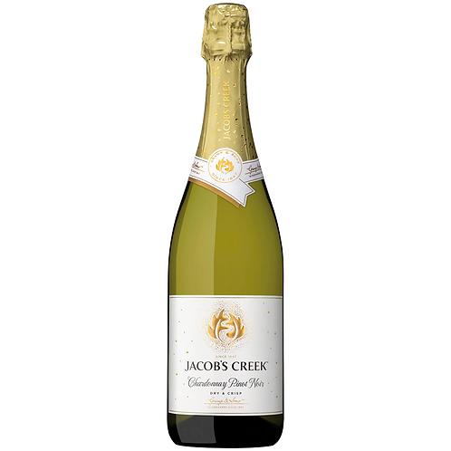 Jacob's Creek Sparkling Chardonnay Pinot Noir 750mL 11.5%