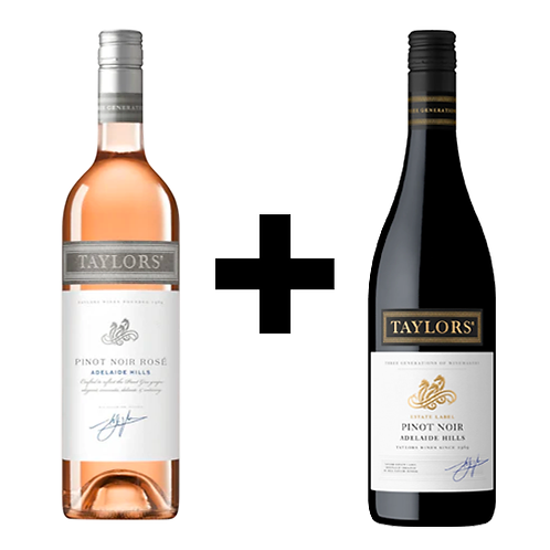 Taylors Estate Wine Range 2x750mL