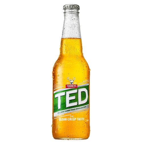 Tooheys Extra Dry Bottles 345mL 4.4%
