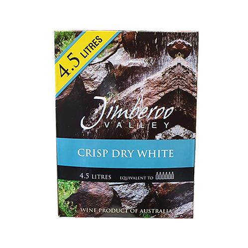 Jimberoo Valley Cask Crisp Dry White 4.5L 11.5%