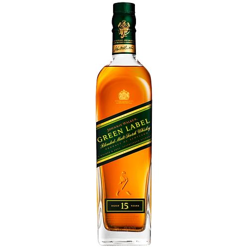 Johnnie Walker Green Label Blended Malt Scotch 700mL 43%