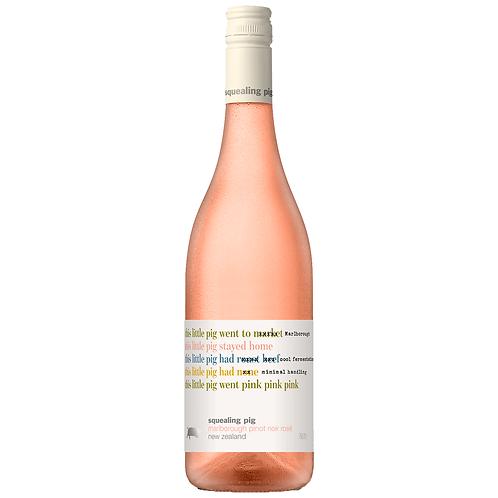 Squealing Pig Pinot Noir Rosé 750mL 13%