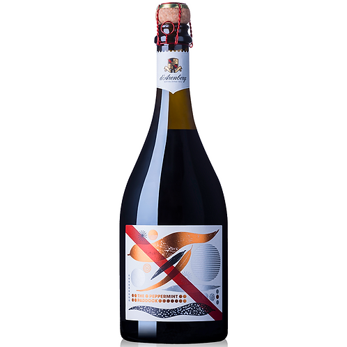 d'Arenberg The Peppermint Paddock Sparkling Red 750mL 14%