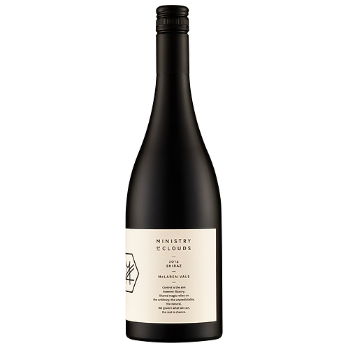 Ministry of Clouds Shiraz 750mL 13.8%
