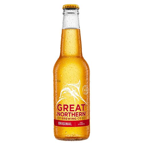 Great Northern Original Lager Bottles 330mL 4.2%