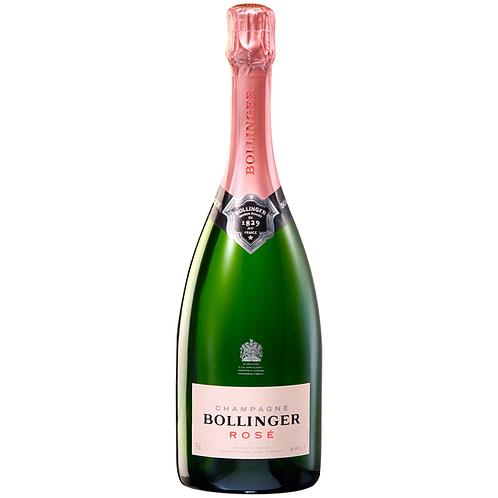 Bollinger Rosé 750mL 12%