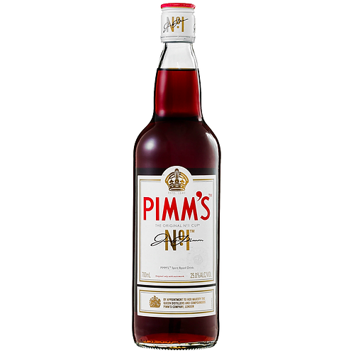 Pimm's No 1 Aperitif 700mL 25%
