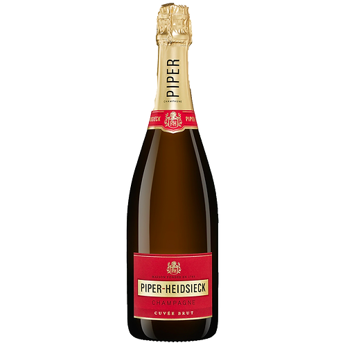 Piper-Heidsieck Brut Champagne 750mL 12%