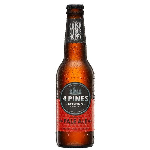 4 Pines Pale Ale Bottles 330mL 5.1%