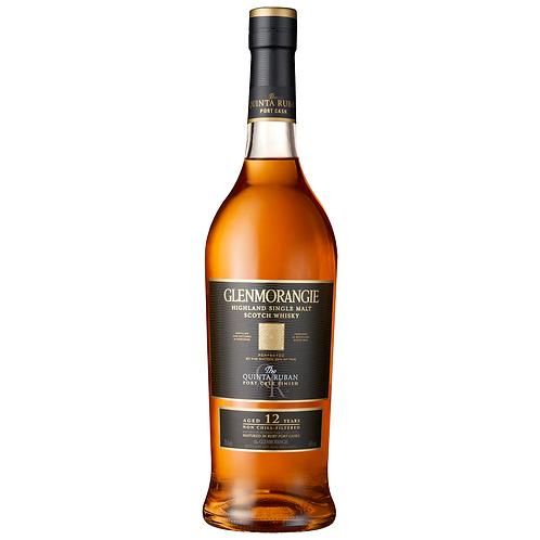 Glenmorangie The Quinta Ruban 12 Single Malt Scotch 700mL 46%