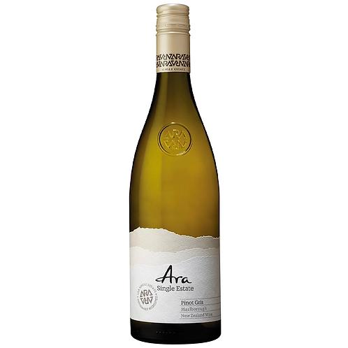 Ara Single Estate Pinot Gris 750mL 13%