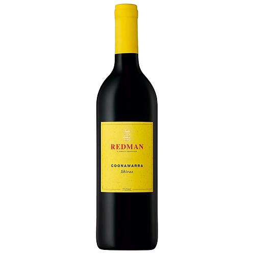 Redman Shiraz 750mL 13.8%