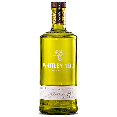 Whitley Neill Quince Gin 700mL 43%