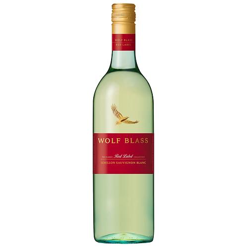 Wolf Blass Red Label Semillon Sauvignon Blanc 750mL 12.5%