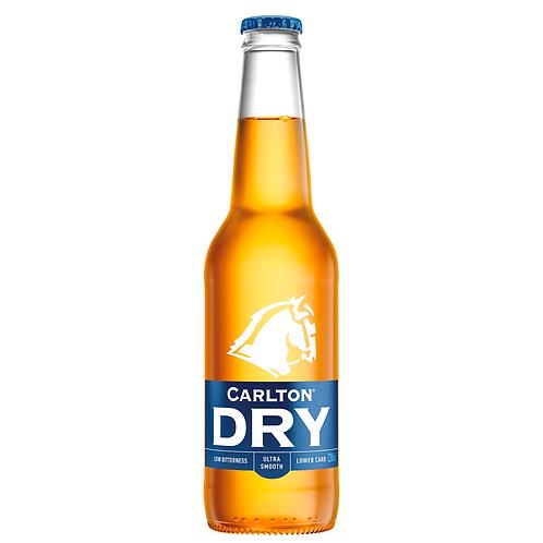 Carlton Dry Bottles 330mL 4.5%