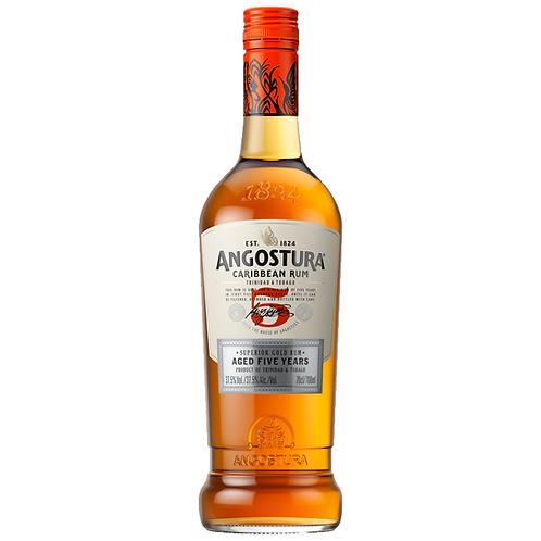 Angostura 5 Year Old Rum 700mL 37.5%