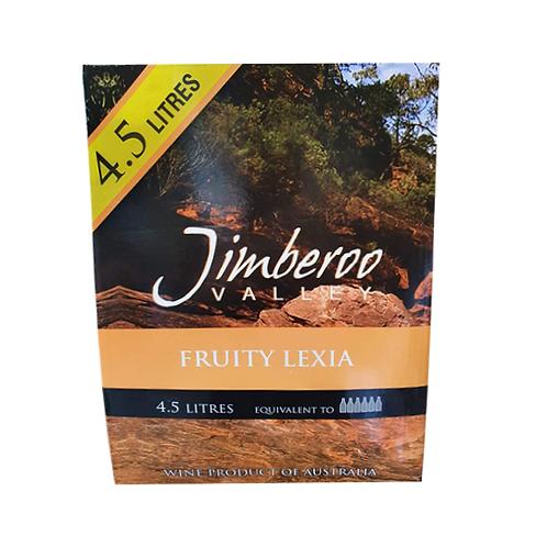 Jimberoo Valley Cask Fruity Lexia White 4.5L 10%