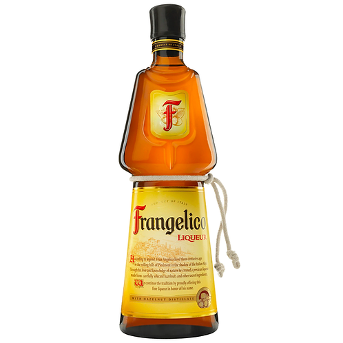 Frangelico Hazelnut Liqueuer 700mL 20%