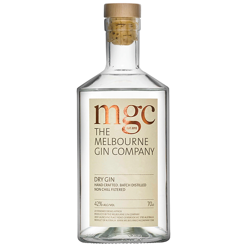 The Melbourne Gin Company Dry Gin 700mL 42%