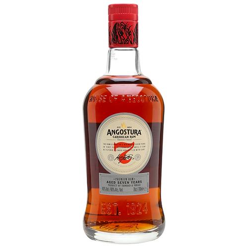 Angostura 7 Year Old Rum 700mL 40%