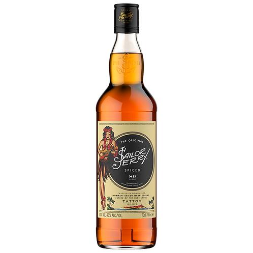 Sailor Jerry Spiced Rum 700mL 40%