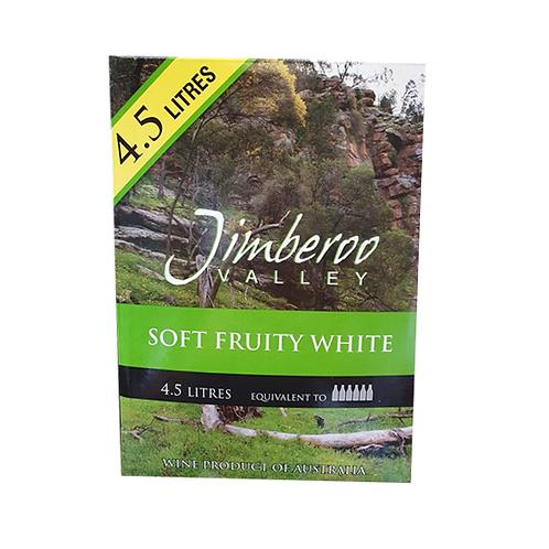 Jimberoo Valley Cask Soft Fruity White 4.5L 11%