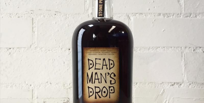 Dead Man's Drop - Black Spiced Rum 40% 700ml