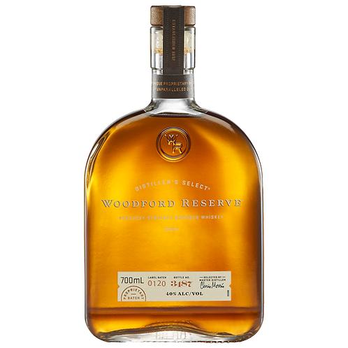 Woodford Reserve Kentucky Straight Bourbon 700mL 40%