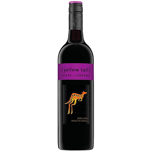 Yellow Tail Shiraz Cabernet 750mL 13.5%
