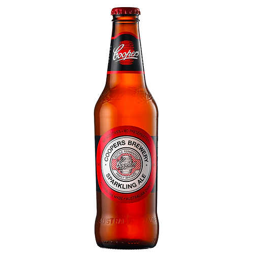 Coopers Sparkling Ale Bottles 375mL 5.8%