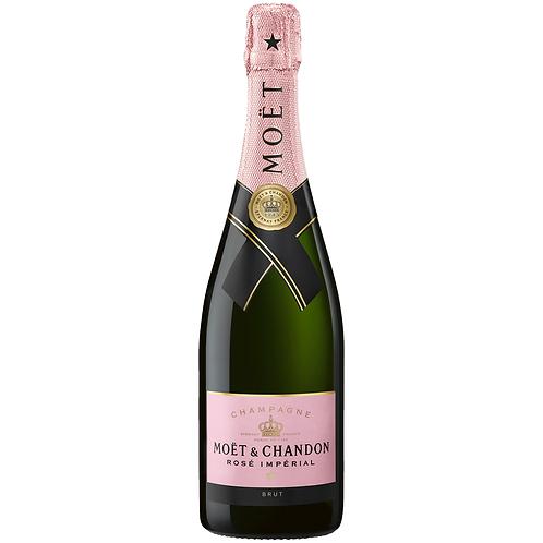 Moet & Chandon Rosé Impérial Champagne 750mL 14%