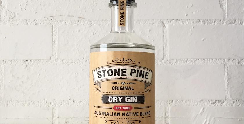 Native Blend Dry Gin 40% 700ml