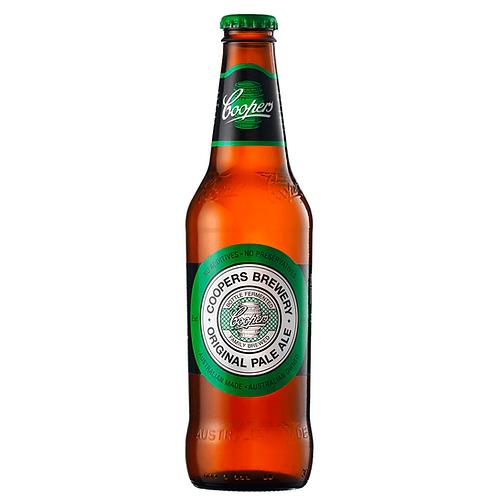 Coopers Original Pale Ale Bottles 375mL 4.5%