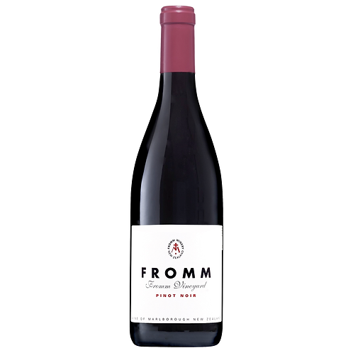 Fromm Vineyard Pinot Noir 750mL 13.5%
