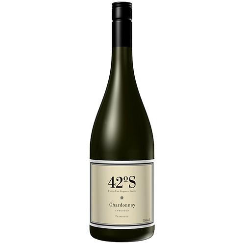 42 Degrees South Chardonnay 750mL 13%